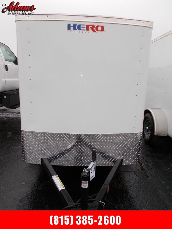 2022 Bravo Trailers HR58SA Cargo / Utility Trailer