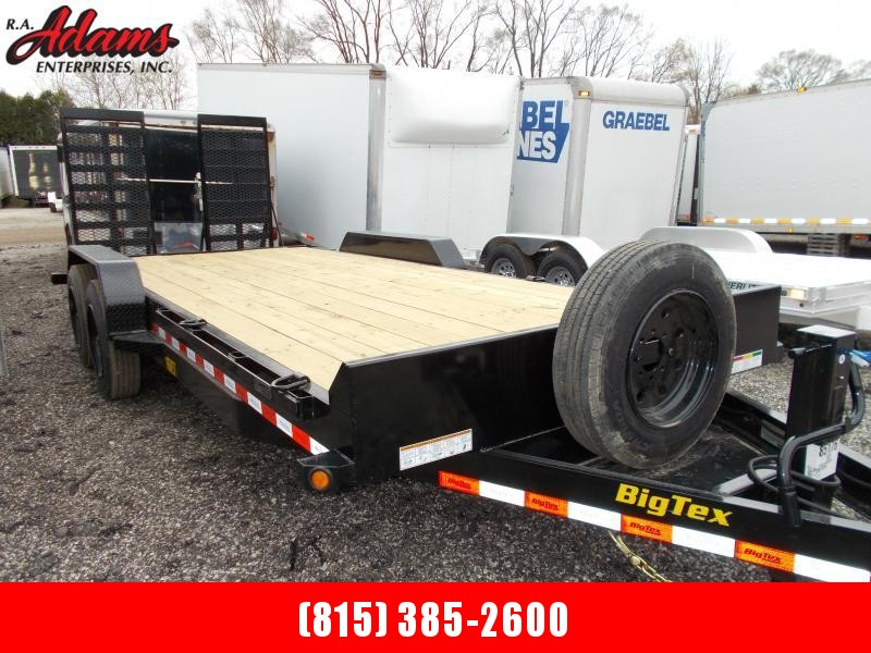 2020 Big Tex 16ET-17+3 Equipment Trailer