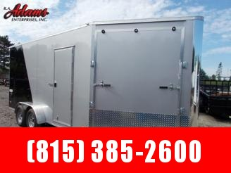 2020 Bravo SSAC716TA2 Snowmobile Trailer