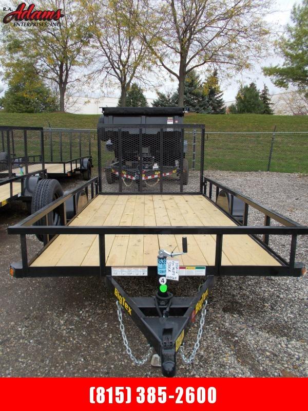 2022 Big Tex Trailers 35SA-12 Utility Trailer