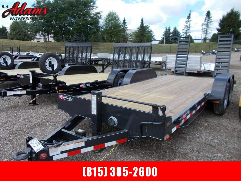 2020 Mac-Lander 18TSLWB Equipment Trailer