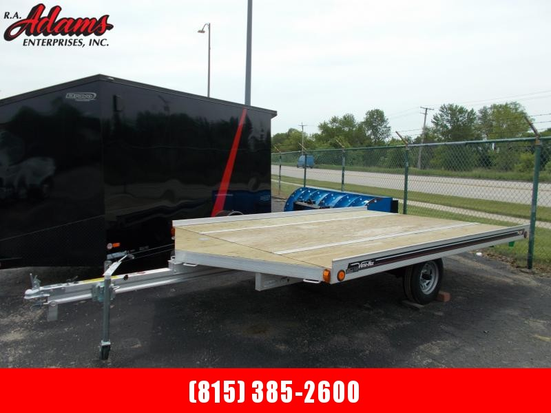 2020 Floe UT-AC-12R Snowmobile Trailer