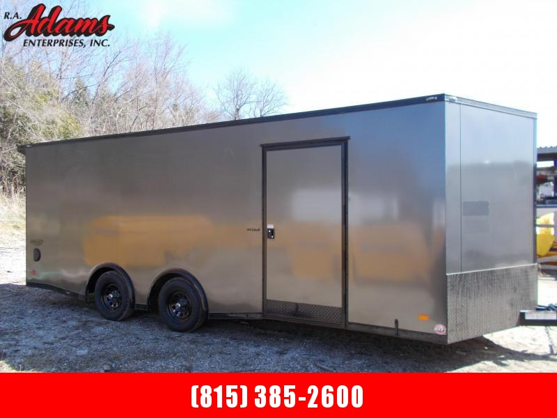 2021 Bravo SC8520TA2 Car / Racing Trailer