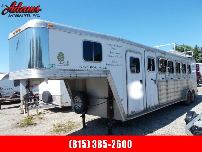 2008 Featherlite FL8541-6H Horse Trailer