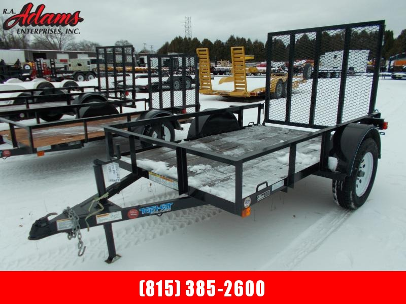 2019 Top Hat X8X60-2.9N-R Utility Trailer