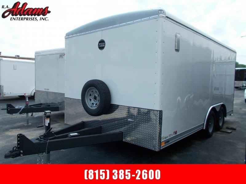 2020 Wells Cargo WHD8516T2 Landscape / Cargo Trailer