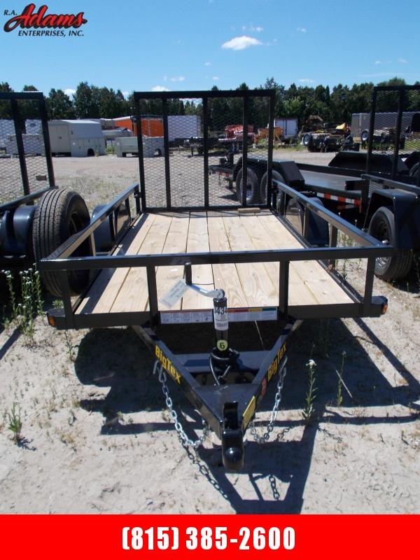 2022 Big Tex 30SA-10 Utility Trailer