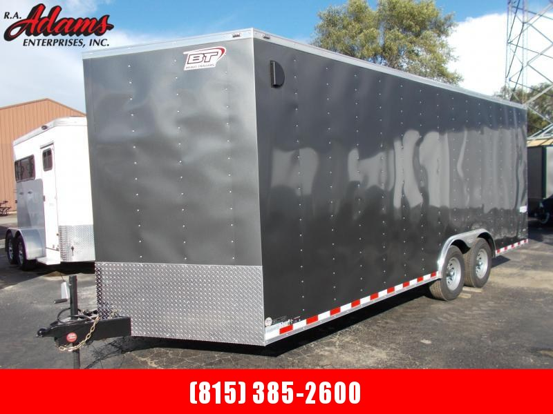 2021 Bravo SC8520TA3 Car / Racing Trailer