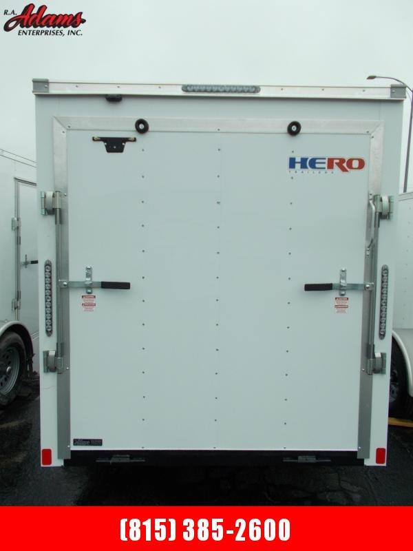 2022 Bravo Trailers HR612SA Cargo / Utility Trailer