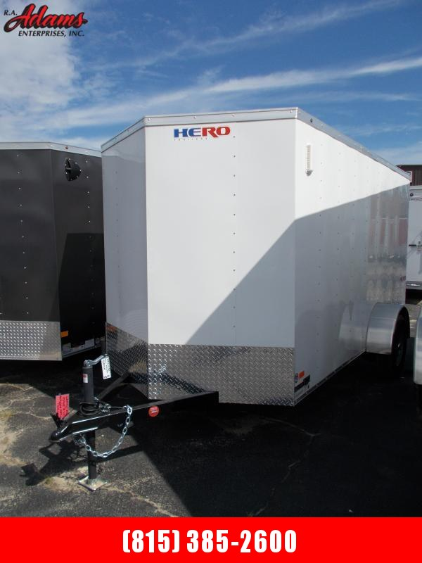2020 Bravo Trailers HR612SA Cargo / Utility Trailer