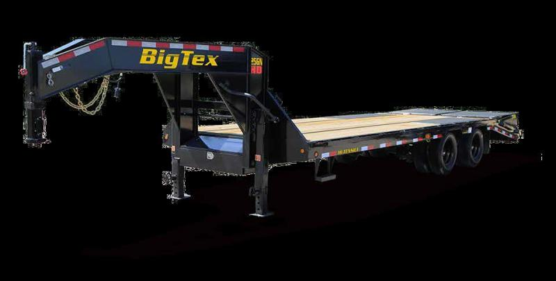 2021 Big Tex 25GN-25+5 Equipment Trailer