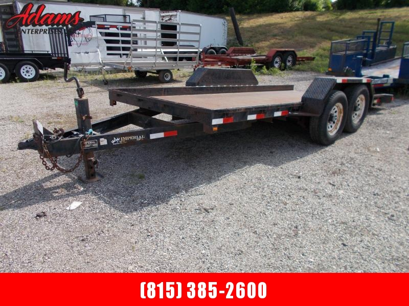 2003 Imperial LB-12-16 Equipment Trailer