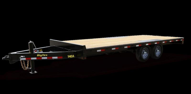 2021 Big Tex 14OA-20 Equipment Trailer