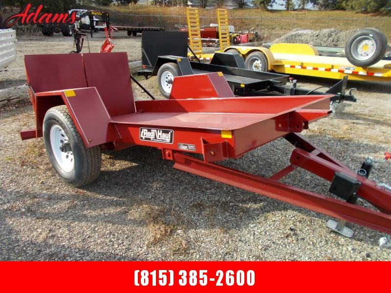 2021 RediHaul ML5460EH Equipment Trailer