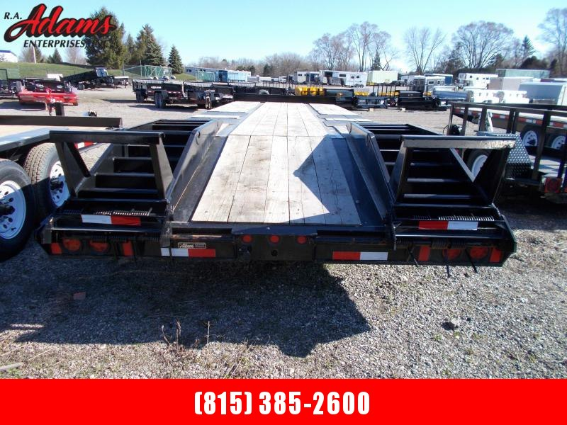 2021 Eager Beaver 20XPT Equipment Trailer