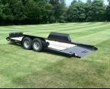 2021 No-Ramp U19 Equipment Trailer