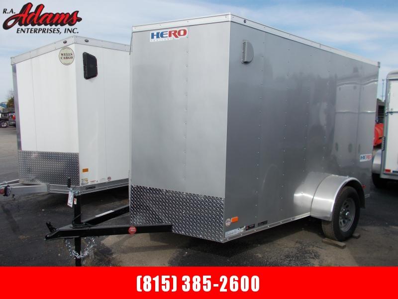 2021 Bravo HR610SA Cargo / Utility Trailer