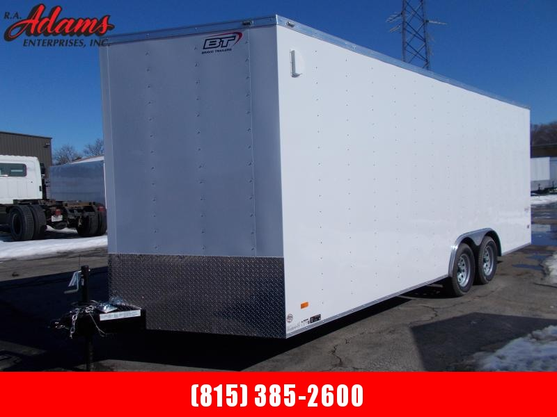 2021 Bravo Trailers SC8520TA2 Car / Racing Trailer