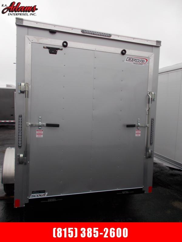 2022 Bravo Trailers SC610SA Cargo / Utility Trailer