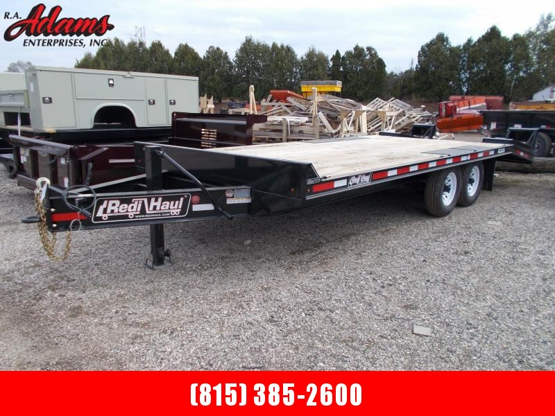 2021 RediHaul R2226PFE Equipment Trailer