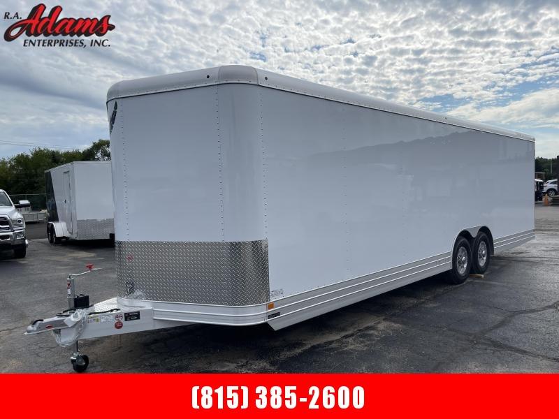 2022 Featherlite FL4926-28 Car / Racing Trailer