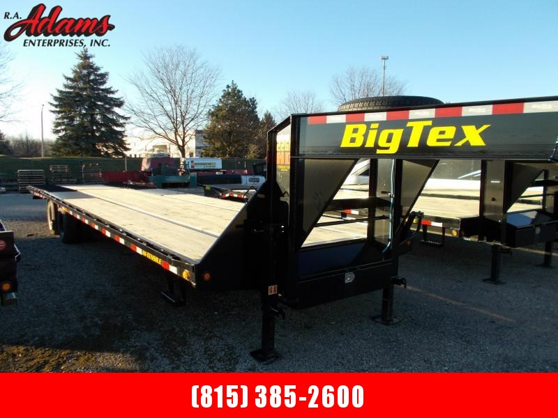 2021 Big Tex 22GN-35-HDTS Equipment Trailer