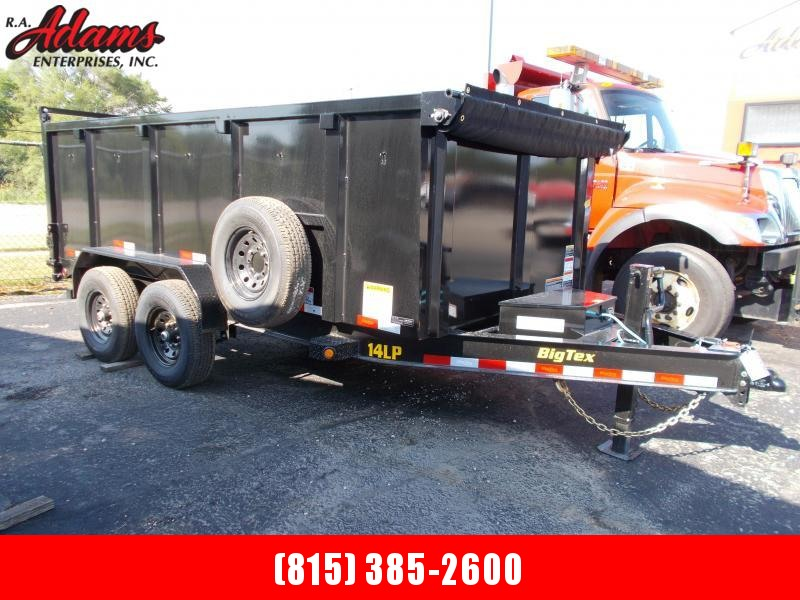 2021 Big Tex 14LP-14-P4 Dump Trailer