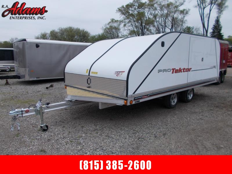 2022 Floe UT-AC-16RE Snowmobile Trailer