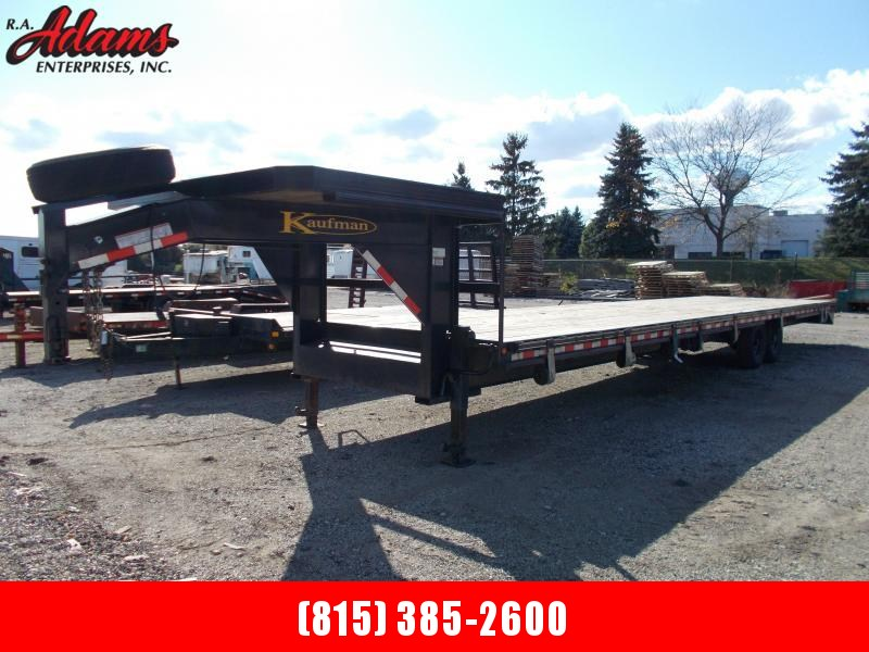2019 Kaufman MISCFLATBED Equipment Trailer