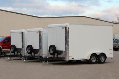 2021 Bravo ST716TA3 Cargo / Utility Trailer