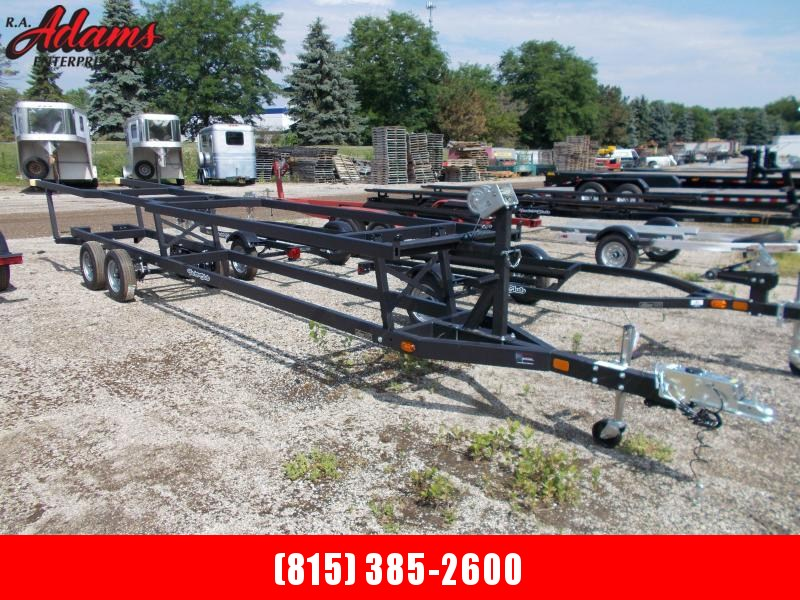 2021 Yacht Club Trailers PT2238T Pontoon Boat Trailer