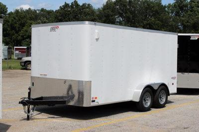 2021 Bravo Trailers SC716TA2 Cargo / Utility Trailer