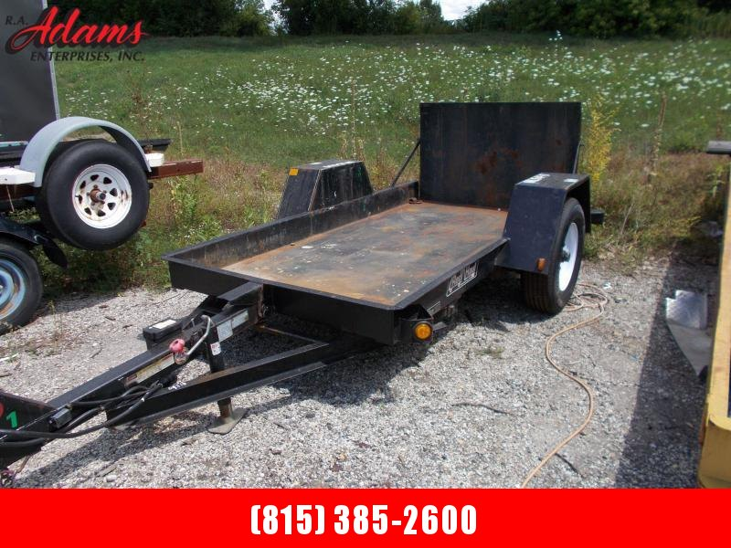 2018 RediHaul Trailers Ml5460E Equipment Trailer