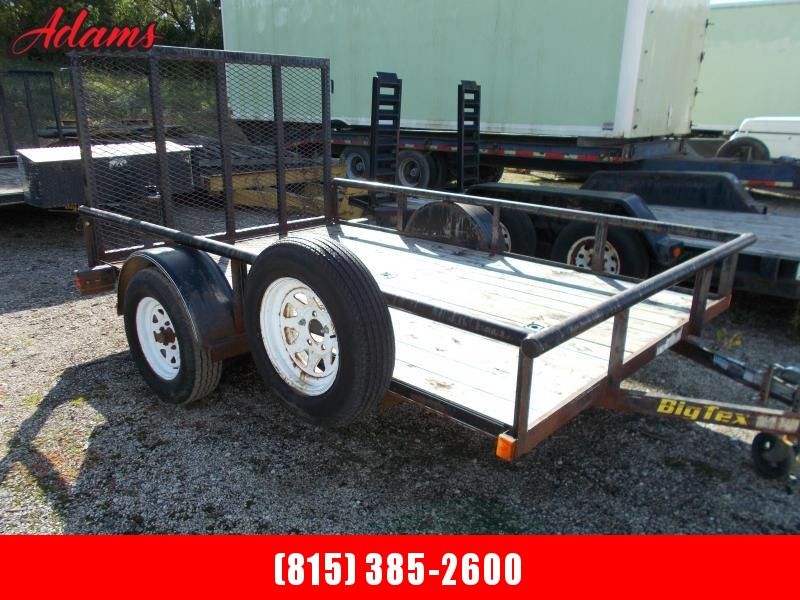 2003 Big Tex 35SA-10 Utility Trailer