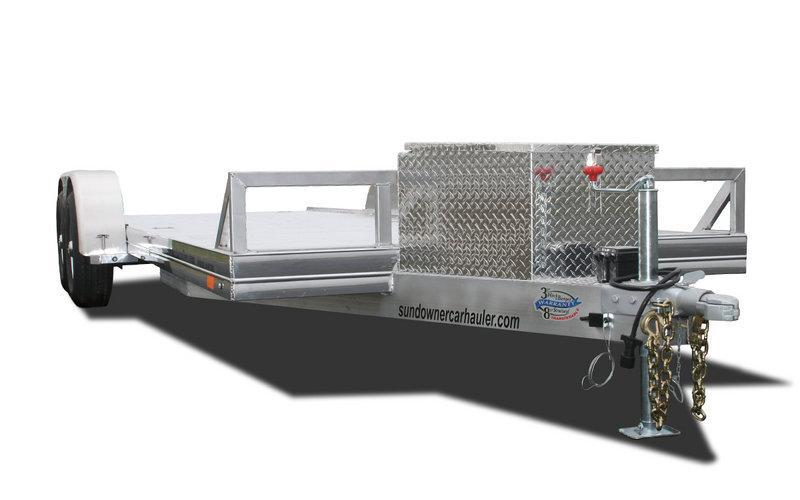 2022 Sundowner 4000AP22 Utility Trailer