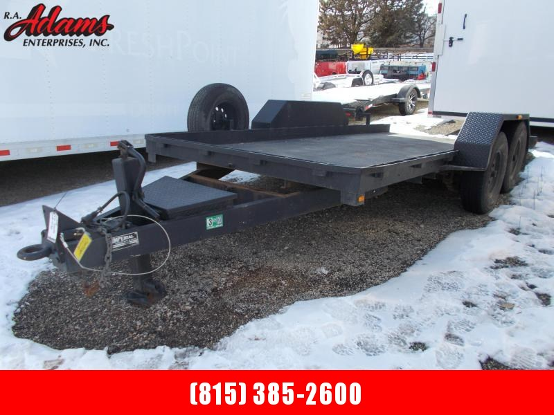 2005 Imperial LB-10-16 Equipment Trailer