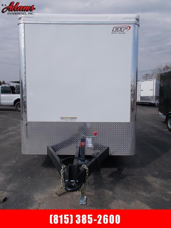 2021 Bravo BRT716TA3 Equipment / Cargo Trailer