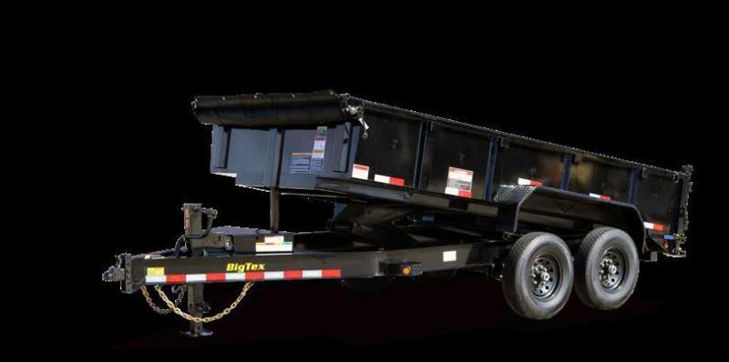 2021 Big Tex 14LP-12 Dump Trailer