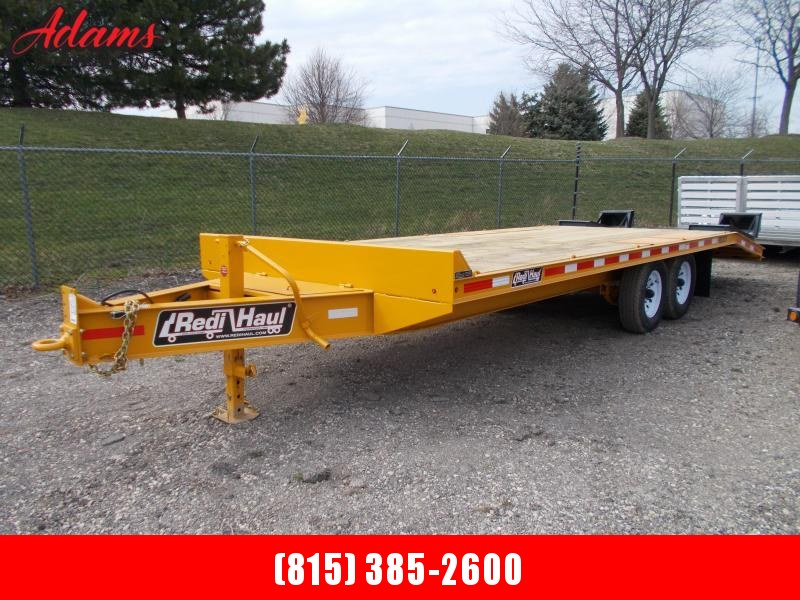 2021 RediHaul R2327PFE Equipment Trailer