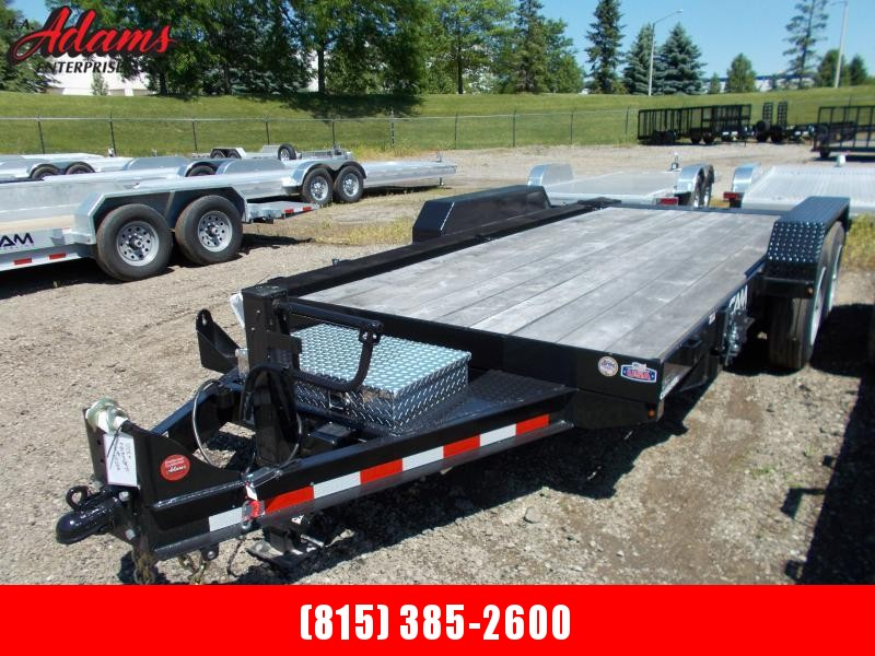 2020 Cam Superline P8CAM18FTT Equipment Trailer