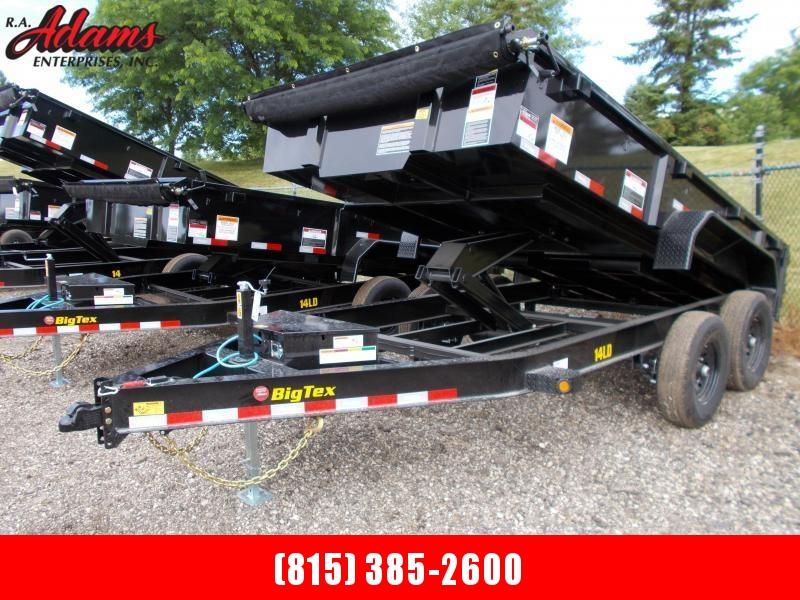 2021 Big Tex 14LD-14 Dump Trailer