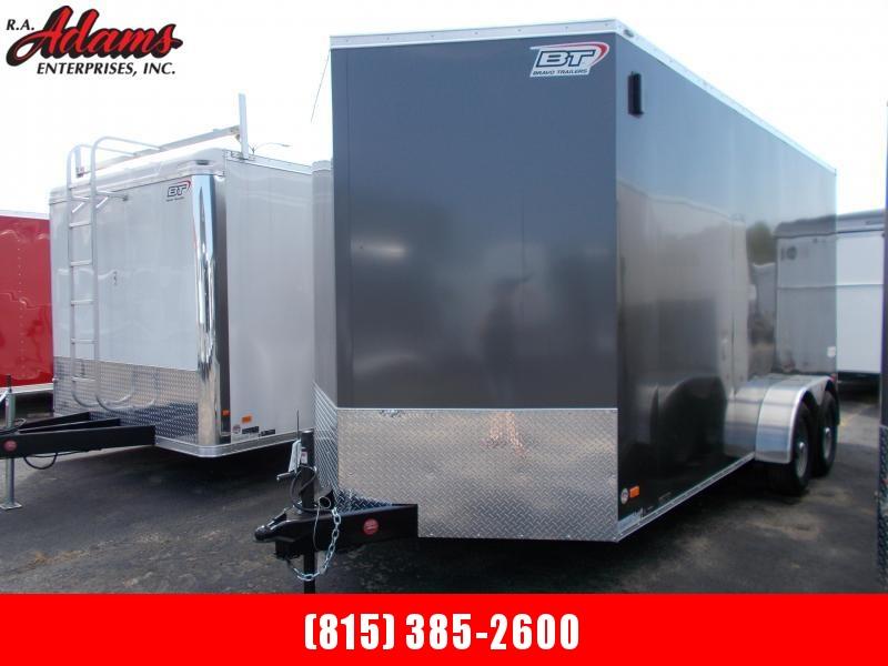 2021 Bravo SC716TA2 Cargo / Utility Trailers