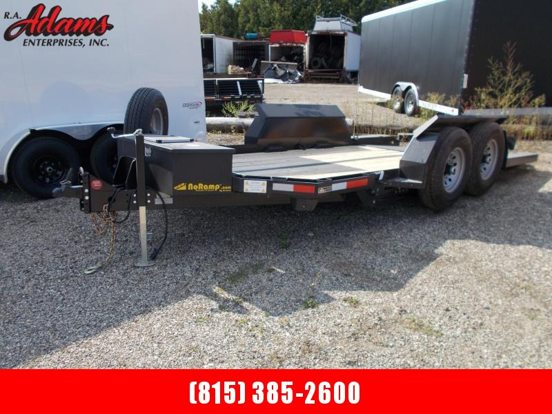 2021 No-Ramp U14 Equipment Trailer