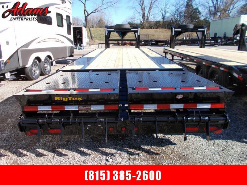 2021 Big Tex 14GN-20+5 Equipment Trailer