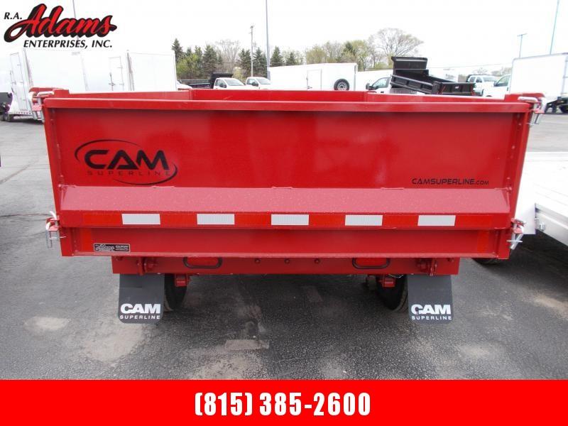 2021 Cam P5CAM610TWD Dump Trailer