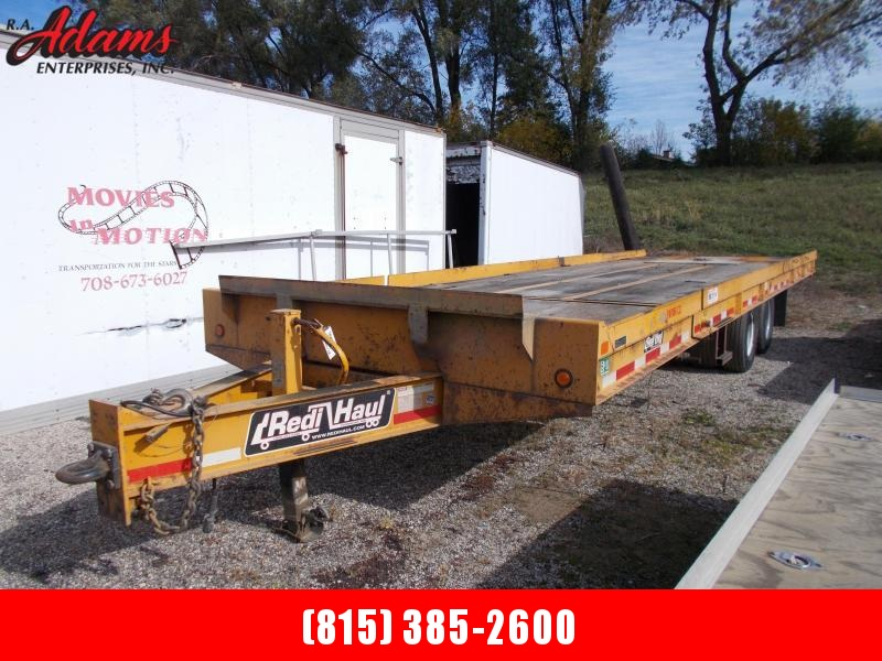 2014 RediHaul R30212TBHDE-102 Equipment Trailer
