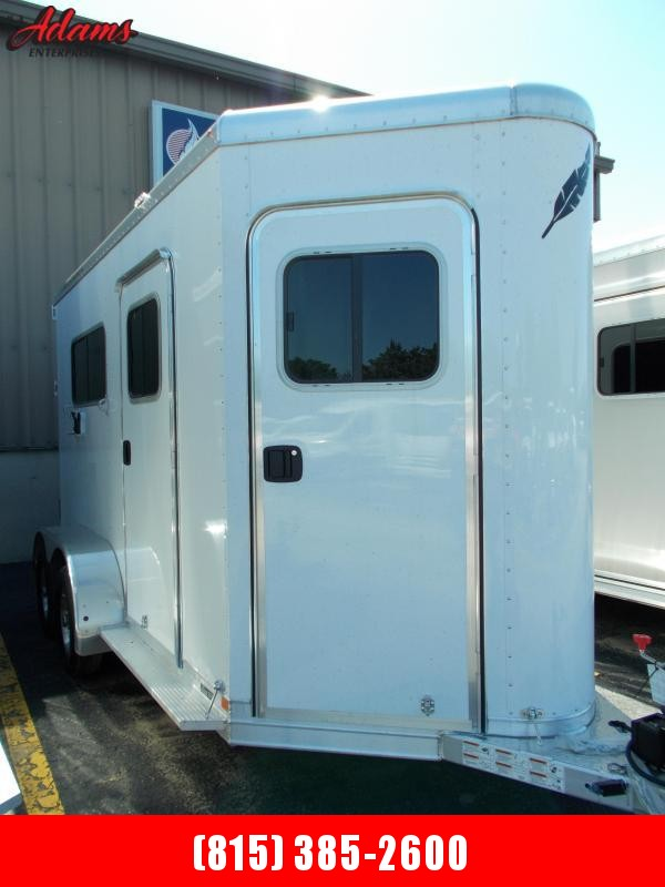 2020 Featherlite FL9652 2-Horse Trailer