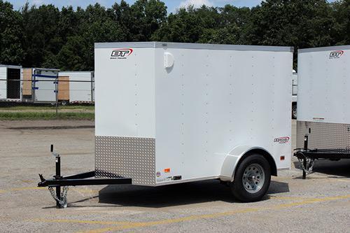 2021 Bravo SC510SA Cargo / Utility Trailer