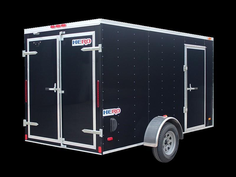 2021 Bravo Trailers HR612SA Cargo / Utility Trailer