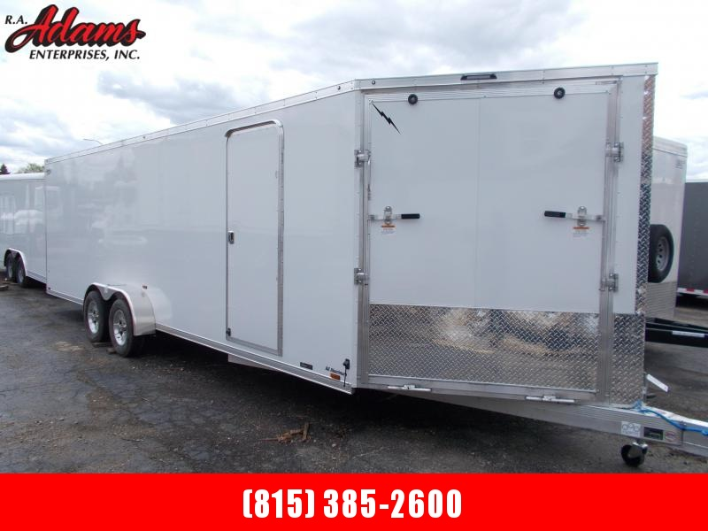 2021 Lightning LTFES724TA2 Snowmobile Trailer